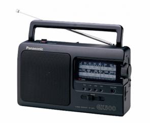 Panasonic Radio RF3500E9-K,