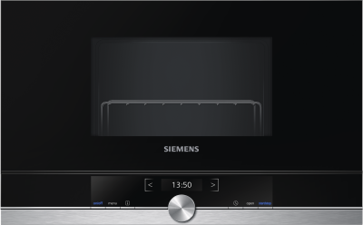 Siemens Mikrowelle BE634RGS1 Einbau 60cm