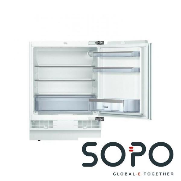 Bosch Serie 6 KUR15A60 Kühlschrank, Eingebaut, 138 l, A++, weiß, 82 x 60 cm