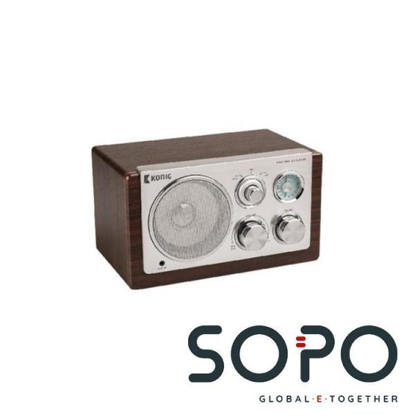 Koenig Heimradio HAVTR1000,König