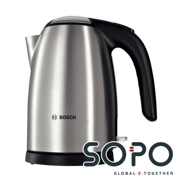 Bosch TWK7801 1.7l 2200W Edelstahl Wasserkocher