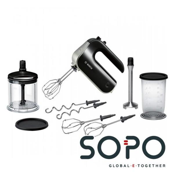 Bosch MFQ4885DE Handmixer 575W Schwarz, Chrom Mixer
