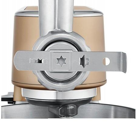 WMF Profi Plus Spritzgebäckformer, Zubehör, Spritzgebäckaufsatz 416940011