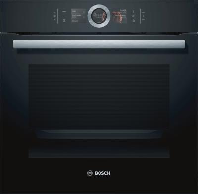 Bosch Backofen HSG636BB1 Einbau Dampffunktion