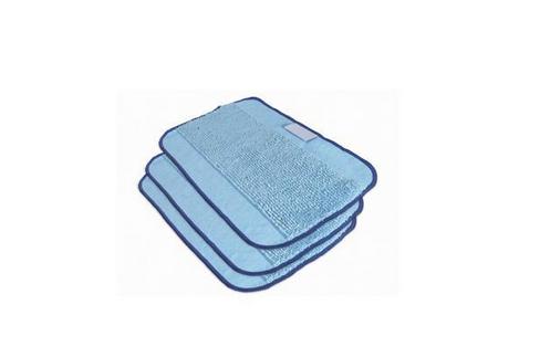 iRobot 4409706 Mikrofaser Blau 3Stück(e) Reinigungstücher