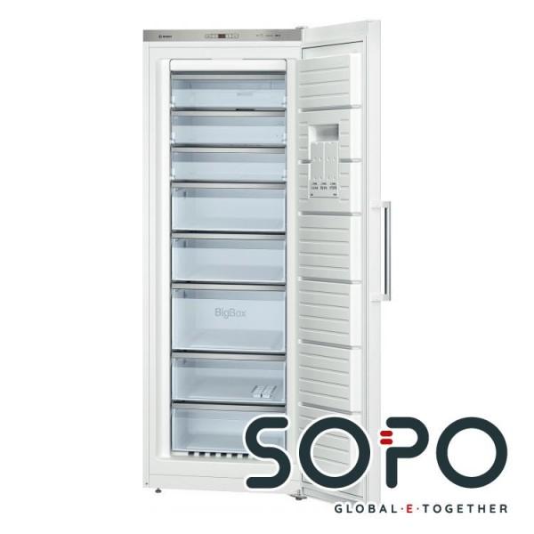 Bosch GSN58AW30 Freistehend Senkrecht 360l A++ Weiß Tiefkühltruhe