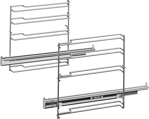 Bosch HEZ638170 Silber Ofenteil &amp, Zubehör