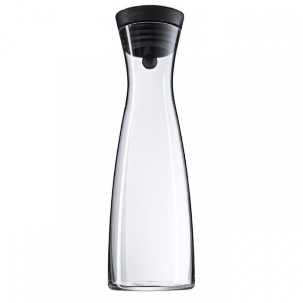 WMF Water decanter 1.5 l black Basic 1.5l Glas Weinkaraffe