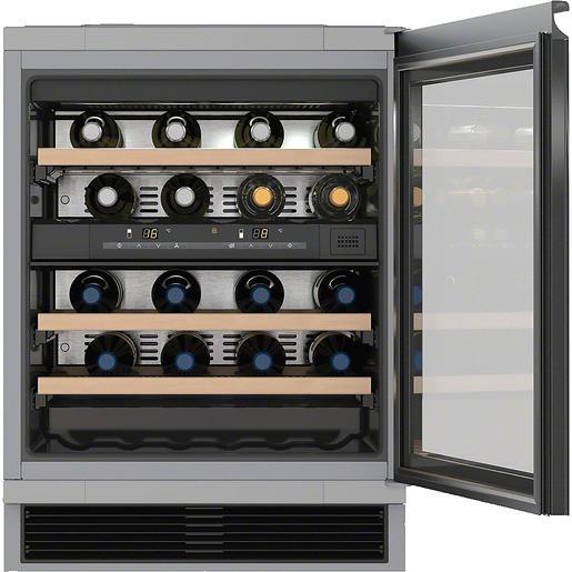 Miele KWT 6321 UG Eingebaut Grau B Weinkühler