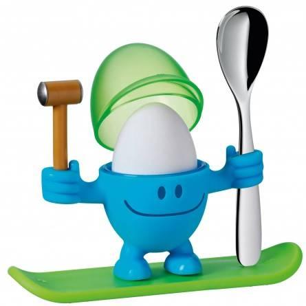 WMF Eierbecher blue Mr. Egg