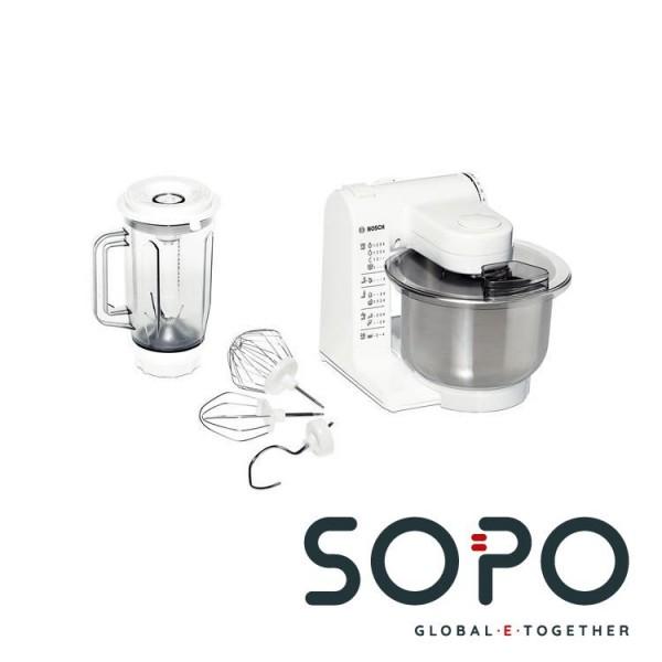 Bosch MUM4409 500W 3.9l Weiß Küchenmaschine