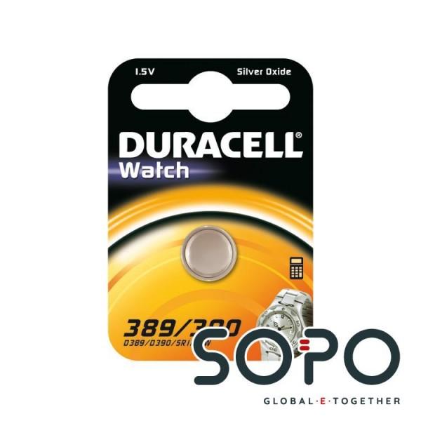 Duracell D389 - D390 Watch