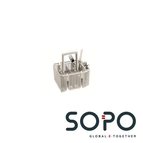 Miele GBU5000 Weiß Houseware basket Geschirrspülmaschinenteil &amp, Zubehör
