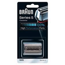 Braun Kombi-Pack 52S 555.853
