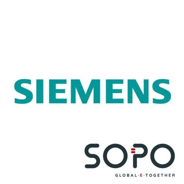Siemens Verblendungssatz SZ73015, und Befestigungssatz Niro 86