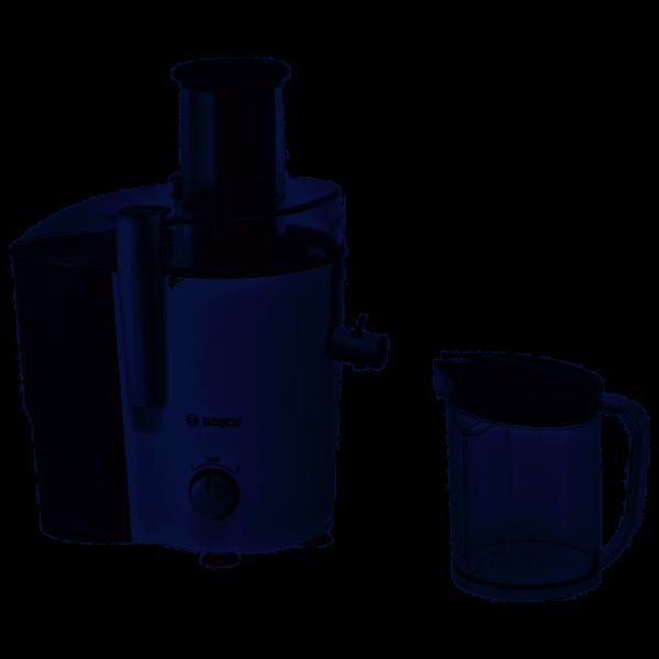 Bosch MES25A0 Zentrifugal-Entsafter 700W Schwarz, Weiß Saftpresse