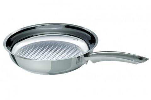 Fissler Pfanne Steelux Premium Crispy Ø 20 cm