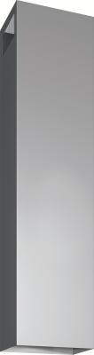Siemens LZ12385 Kaminverlängerung 1600 mm Edelstahl