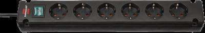 Brennenstuhl Bremounta 6fach Steckdosenleiste 3m H05VV-F 3G1,5