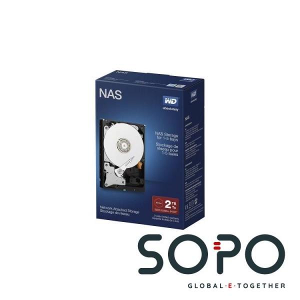 Western Digital NAS 2TB Retail Kit