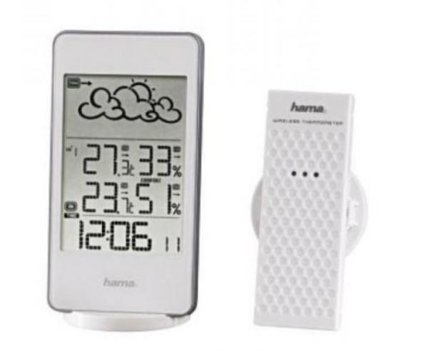 Hama Wetterstation 123125 ESW-860 weiß
