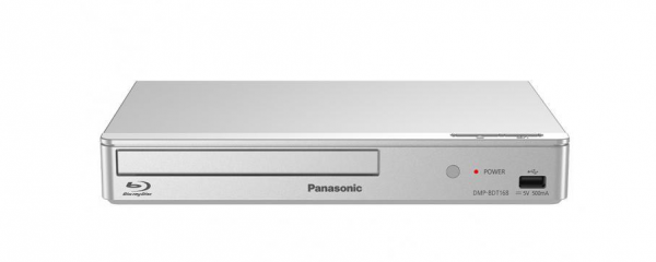 Panasonic Bluerayplayer DMP-BDT168EG
