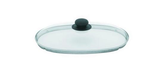 Fissler Güteglasdeckel Fischpfanne und Bräter oval 36 cm ArtNr.:
