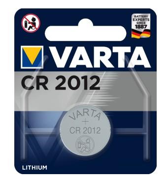 Varta CR2012 Electronics