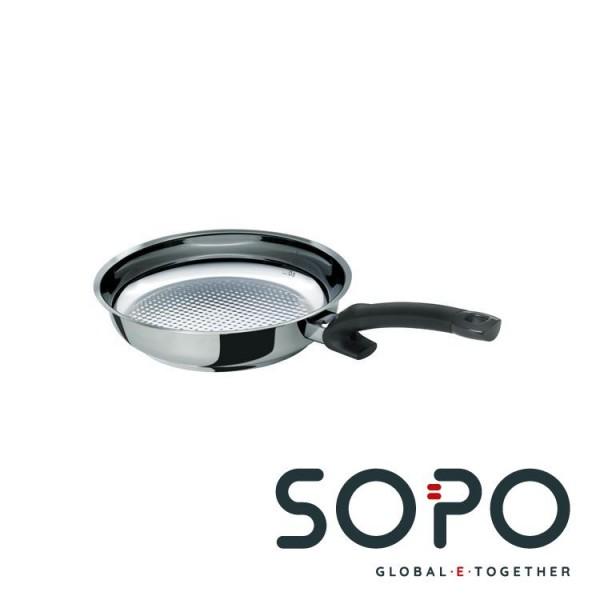 Fissler Crispy Steelux Comfort Single pan