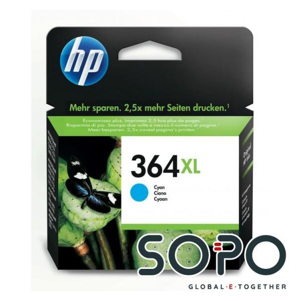 Hewlett Packard CB323EE HP 364XL