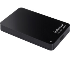Intenso Memory Play 1TB USB 3.0 Schwarz Festplatte