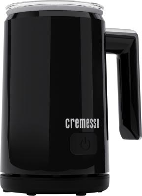 Cremesso 3000301 Automatische Milchaufschäumer Schwarz Milchaufschäumer