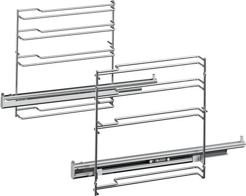 Bosch HEZ638100 Silber Backofen-Schiene Ofenteil &amp, Zubehör