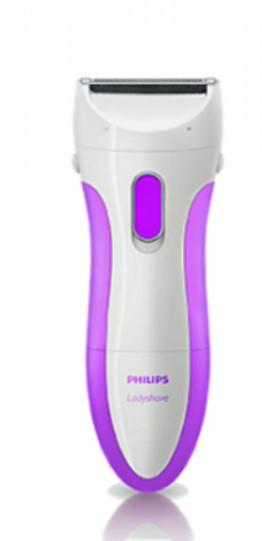 Philips Rasierer HP6341 00 Ladyshave Wet & Dry