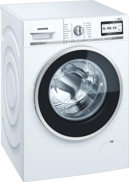 Siemens WM4YH748 iQ800 Waschmaschine, Frontlader 8 kg 1400Umin