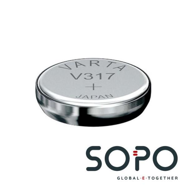 Varta V317 Silberoxid 1.55V Nicht wiederaufladbare Batterie