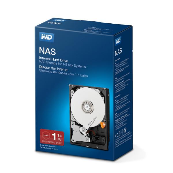 Western Digital Desktop Networking 1000GB Serial ATA III Interne Festplatte