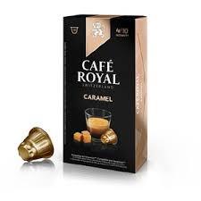 Cremesso Kaffeekapsel, Cafe Royal Caramel Nespressokompartibel