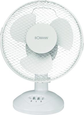 Bomann VL 1137 CB 30W Weiß