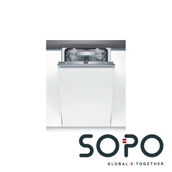 Bosch Serie 6 SPV66TX01E vollintegrierter Geschirrspüler, 45cm