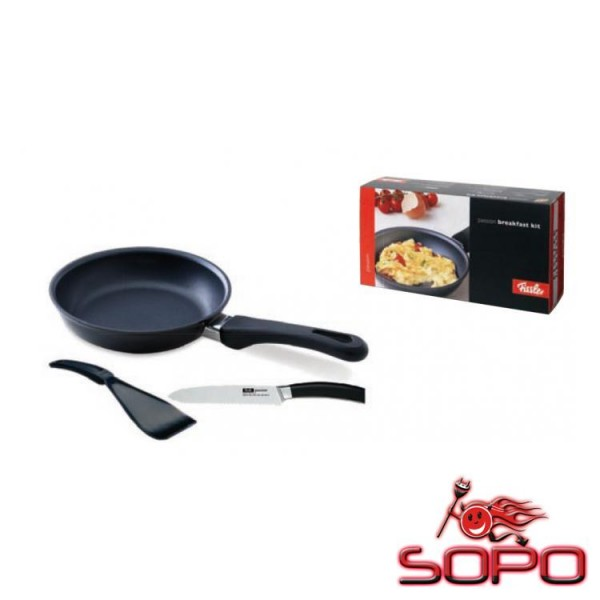 Fissler passion breakfast kit 3tlg. Art.Nr.: 88 03 403