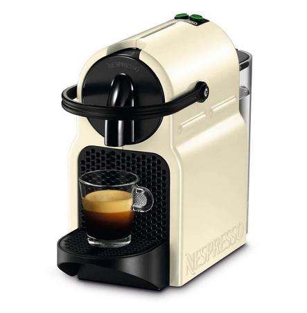 DeLonghi Nespressomaschine EN80CW creme-weiß