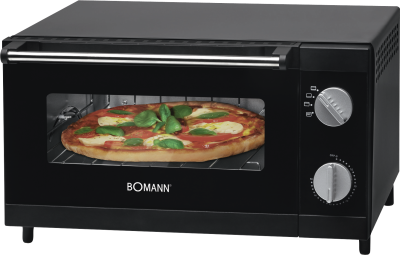 Bomann MPO 2246 CB Schwarz Toaster