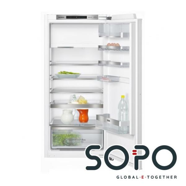 Siemens iQ500 KI42LAD30 Einbau-Kühlschrank mit Gefrierfach, 122,5 x 56 cm, 196 l, A++, weiß