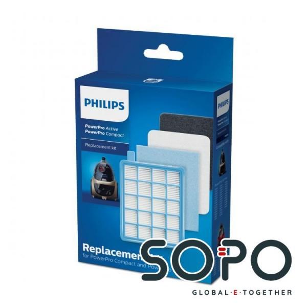 Philips Ersatzfilter, FC8058-01,