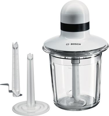 Bosch MMR15A1 1.5l 550W Weiß Elektrischer Essenszerkleinerer