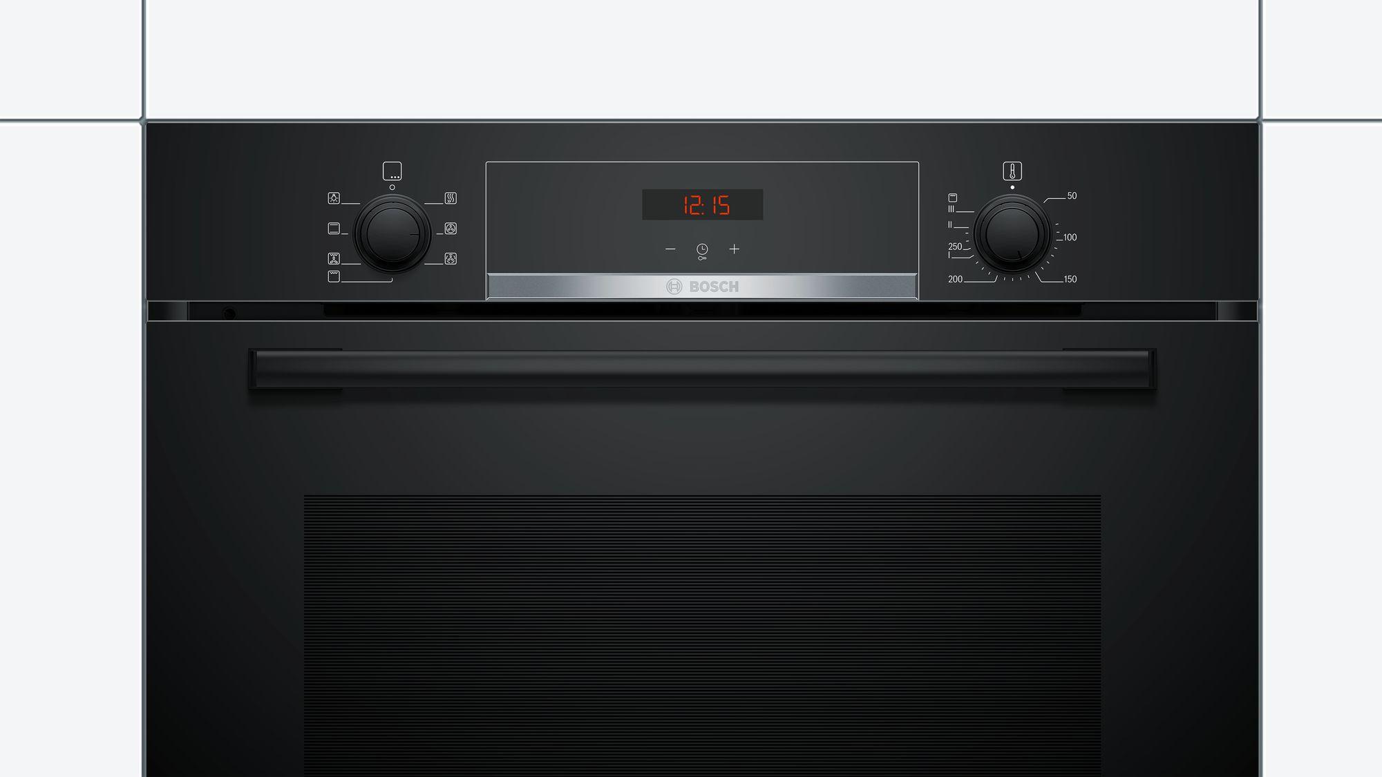 Bosch Backofen Uhr Einstellen Serie 8