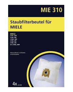 AEG Staubbeutel MIE310 4 Beutel + 1 Filter FJM