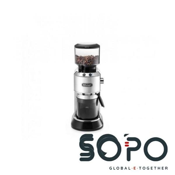 DeLonghi KG 520.M Messerschleifer 150W Schwarz, Edelstahl Kaffeemühle