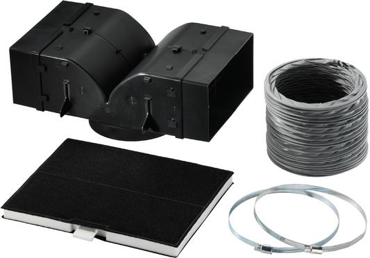 Bosch Zubehör Lüfter DHZ5385 Starterset für Umluftbetrieb
